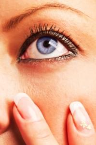 Migraine Blog Eyelid